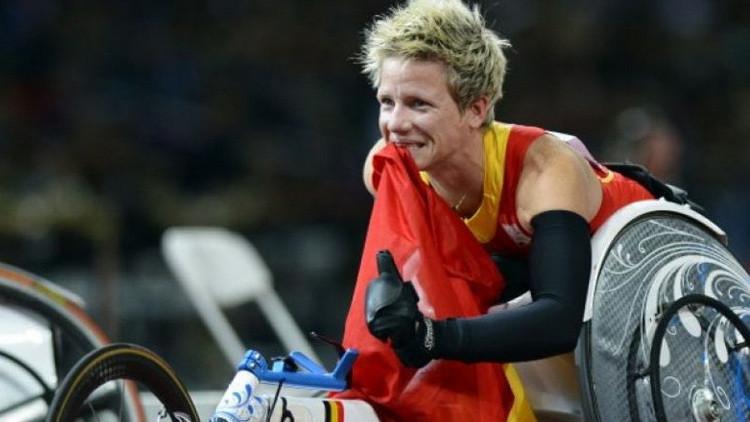 Marieke Vervoort, la atleta que ha decidido morir tras los juegos olímpicos