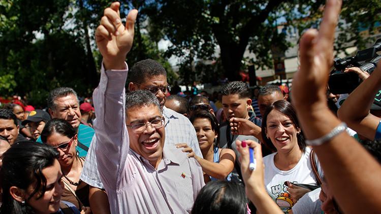 """PSUV: """"El chavismo impedirá la violencia opositora el 1 de septiembre"""""""