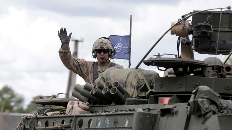 """""""La OTAN debería formar parte del museo del imperio estadounidense"""""""