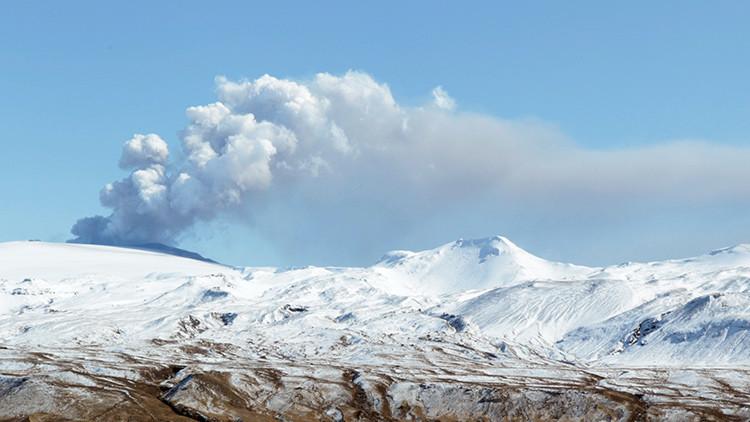 El Katla, el volcán más grande de Islandia, podría entrar en erupción en poco tiempo 57c4b23bc3618805478b456c