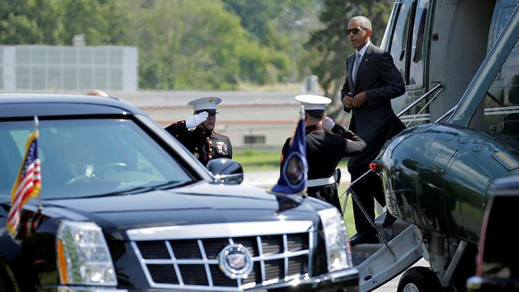 EE.UU.: El FBI detiene a un hombre que preparaba un atentado contra Obama