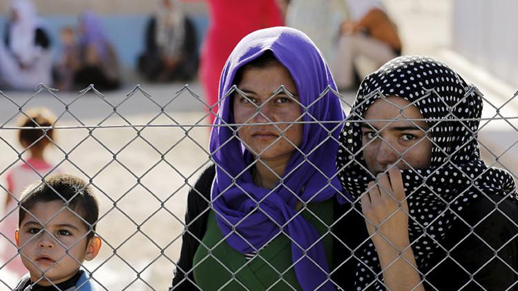Una británica arriesga su vida para salvar a niñas yazidíes de la esclavitud sexual