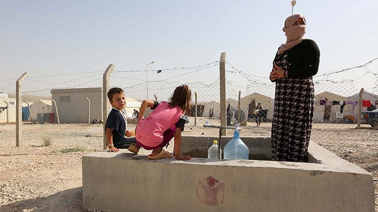 El trabajo más peligroso del mundo: un traficante rescata a mujeres del Estado Islámico