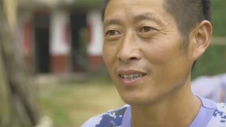 """""""No puedo encontrar esposa"""": El pueblo chino de los hombres solteros"""