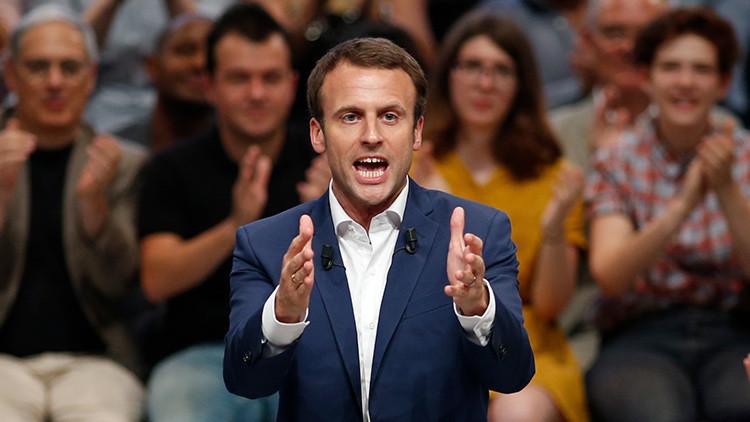 El ministro de Economía de Francia abandona su cargo