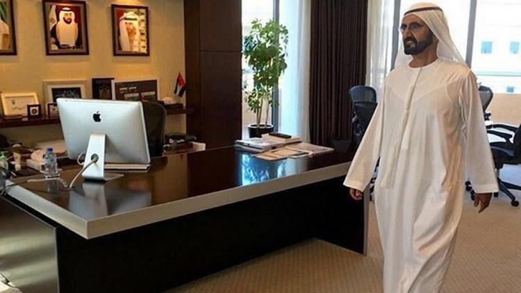El emir de Dubái despide a nueve altos funcionarios que faltaban al trabajo (VIDEO)