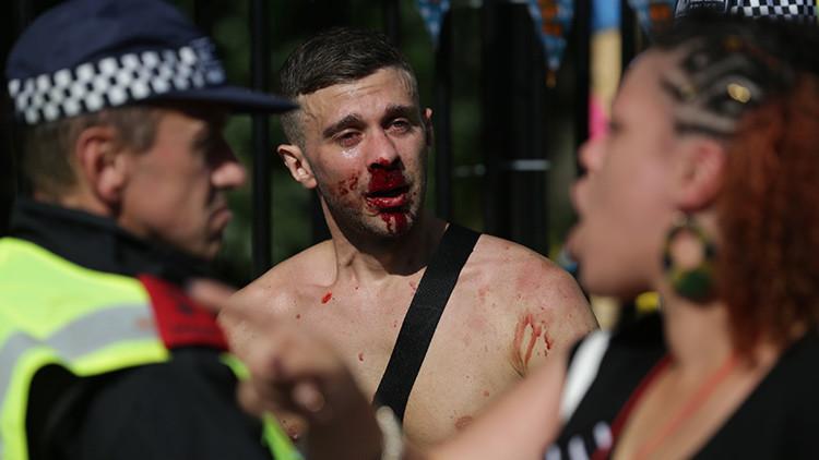 Fiesta loca en Notting Hill: arrestan a más de 450 personas en Londres