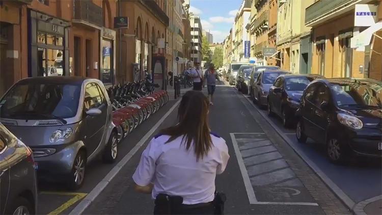 Apuñalan a una oficial de Policía en Toulouse en Francia