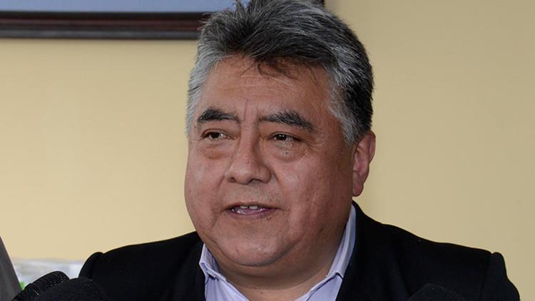 """""""10 minutos"""": Publican video del viceministro boliviano pidiendo ayuda antes de ser asesinado"""