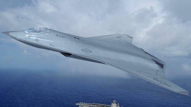 EE.UU. inicia el desarrollo de su caza del futuro, que emprendería vuelo a mediados del siglo XXI