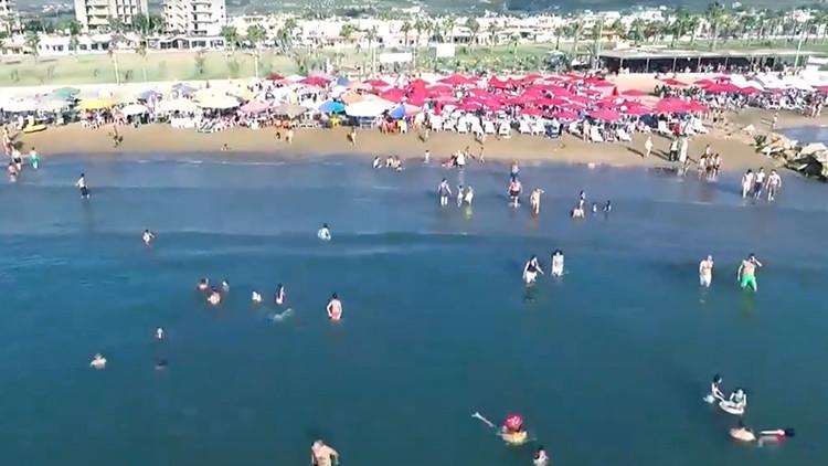 ¡Visiten Siria!: Ministerio de Turismo invita a disfrutar de las playas del país (video)