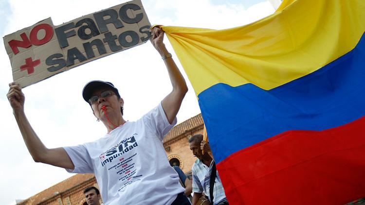 """¿Por qué hay sectores que votarán por el """"no"""" al plebiscito por la paz en Colombia?"""