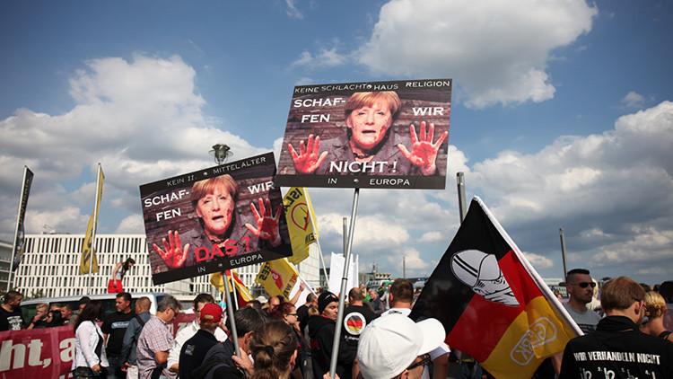 """""""El golpe contra Angela Merkel ya está en marcha"""""""