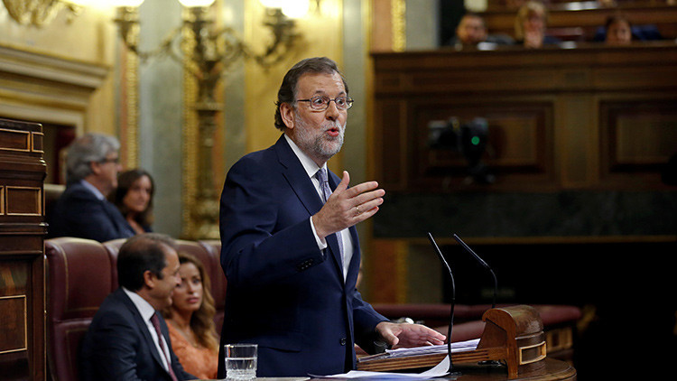 """""""Hablar es muy fácil"""": Los mejores momentos del debate de investidura de Rajoy"""