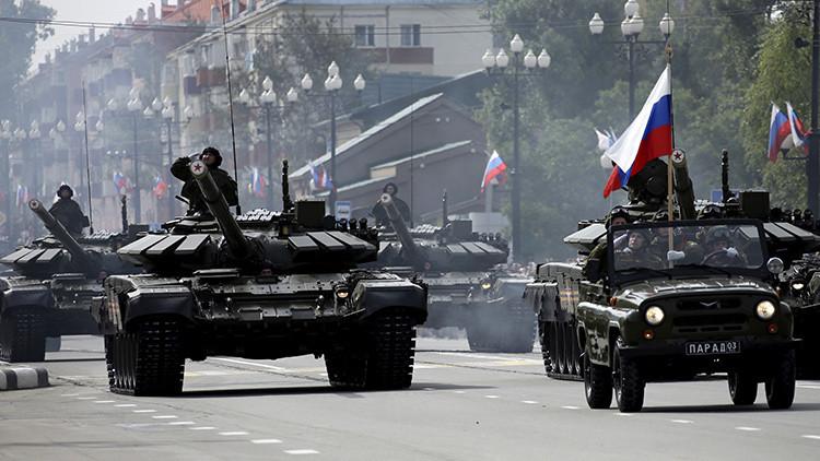 Rusia finaliza la inspección sorpresa a gran escala de sus tropas (VIDEO)