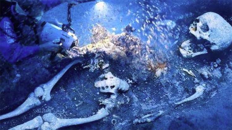¿Vudú, santería, satanismo?: los esqueletos hallados en la costa española intrigan  a la policía