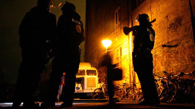 Dinamarca: Dos policías y un civil heridos en un tiroteo en Copenhague