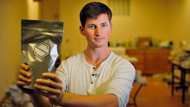 El inventor de Soylent, Rob Rhinehart