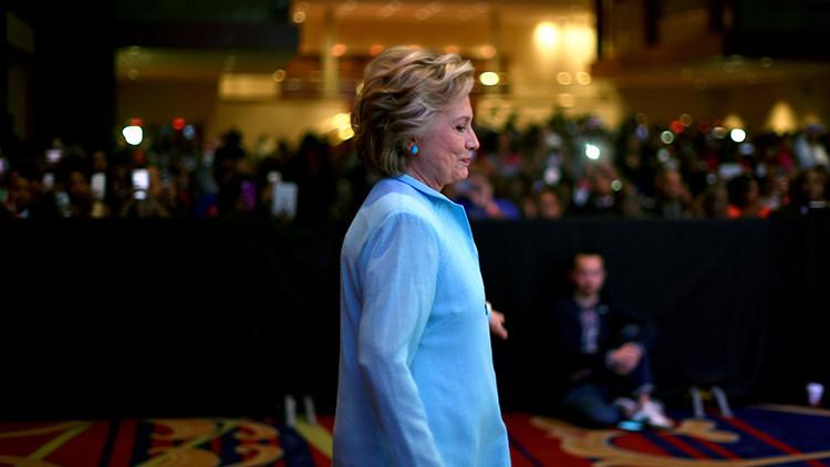 Nuevas revelaciones de WikiLeaks sobre Hillary Clinton