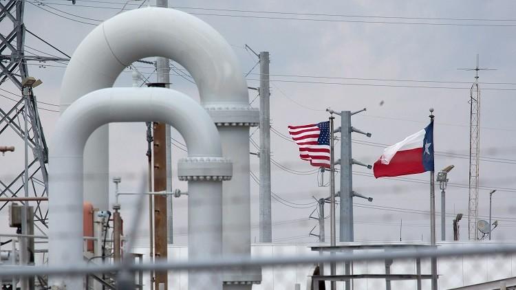 La reserva estratégica de crudo en Freeport, Texas, EE.UU., el 9 de junio de 2016.