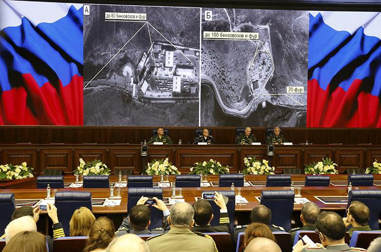 El Ministerio de Defensa de Rusia aseguró que cuenta con pruebas de que Turquía comercializa petróleo con el Estado Islámico en Siria e Irak.