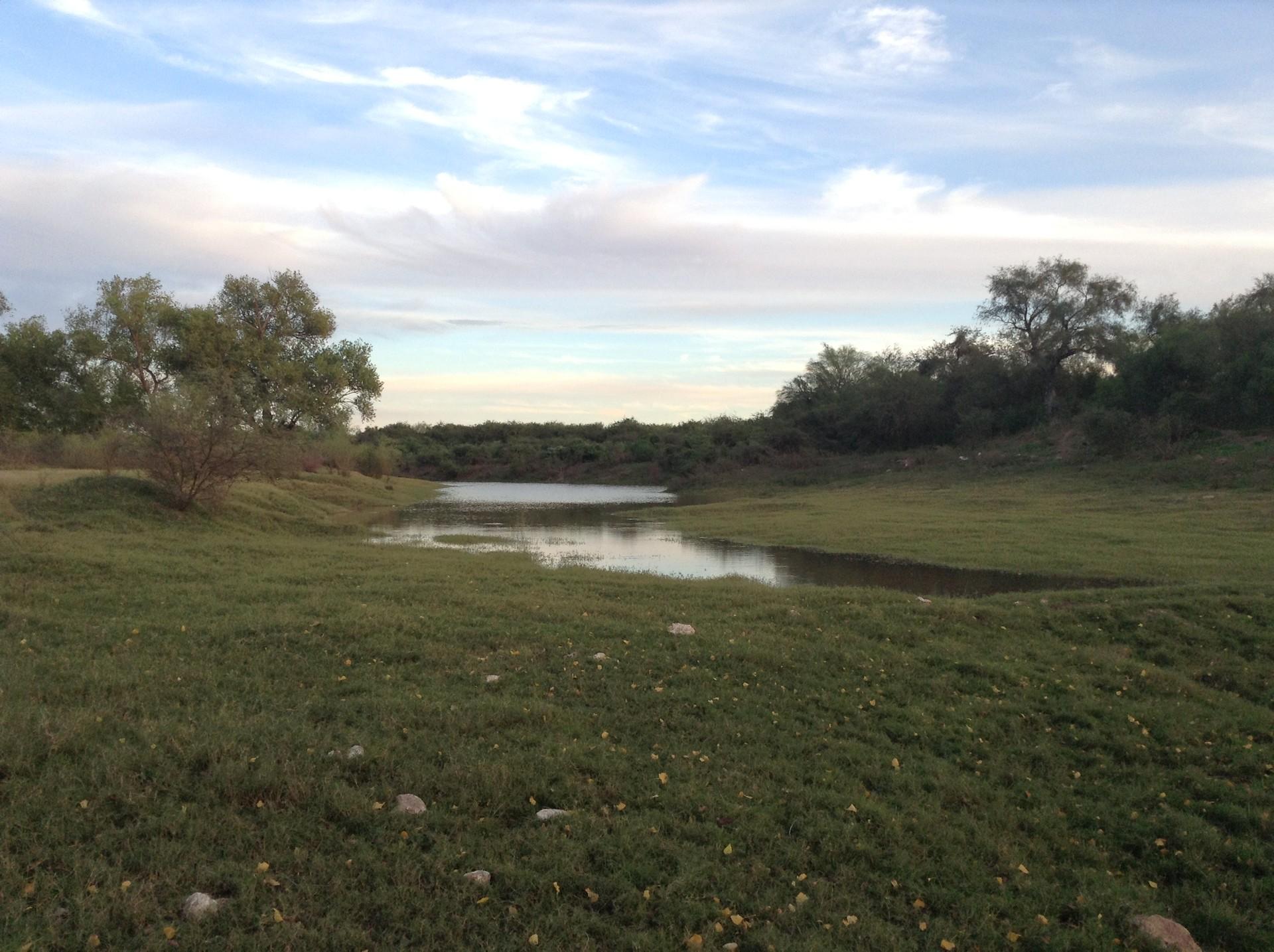 Vista del Río Yaqui, afectado por el Acueducto Independencia