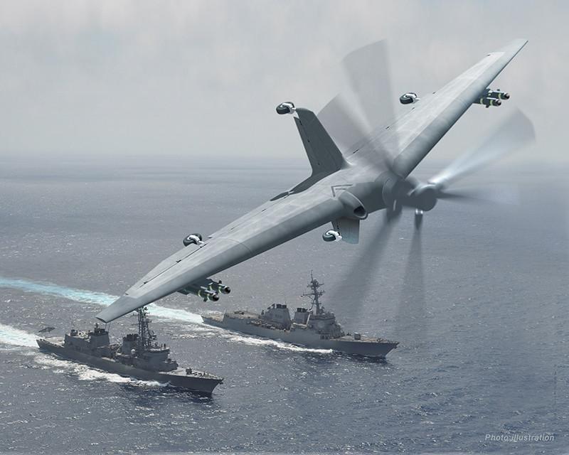 Las armas más prometedoras que desarrolla Estados Unidos. 57b35396c4618877138b457f