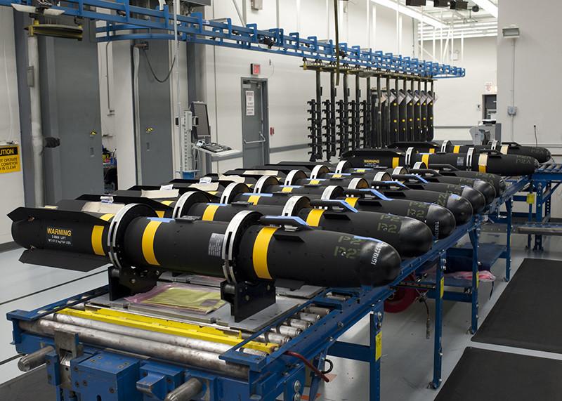 Las armas más prometedoras que desarrolla Estados Unidos. 57b35397c4618877138b4581