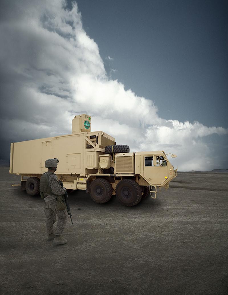 Las armas más prometedoras que desarrolla Estados Unidos. 57b35397c4618877138b4583