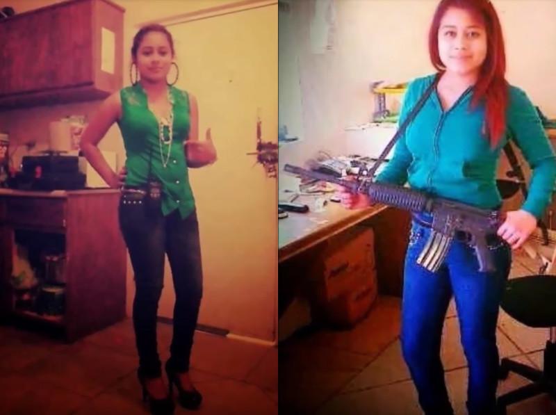 Fotos: Una sicaria mexicana tuvo sexo con cadáveres y se bebió la sangre de sus víctimas 57b44d06c46188a10f8b457c