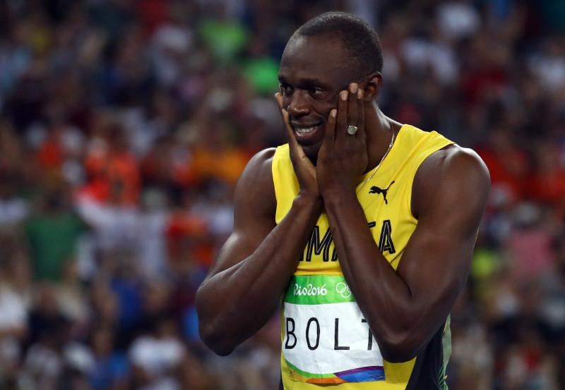 El atleta jamaicano Usain Bolt