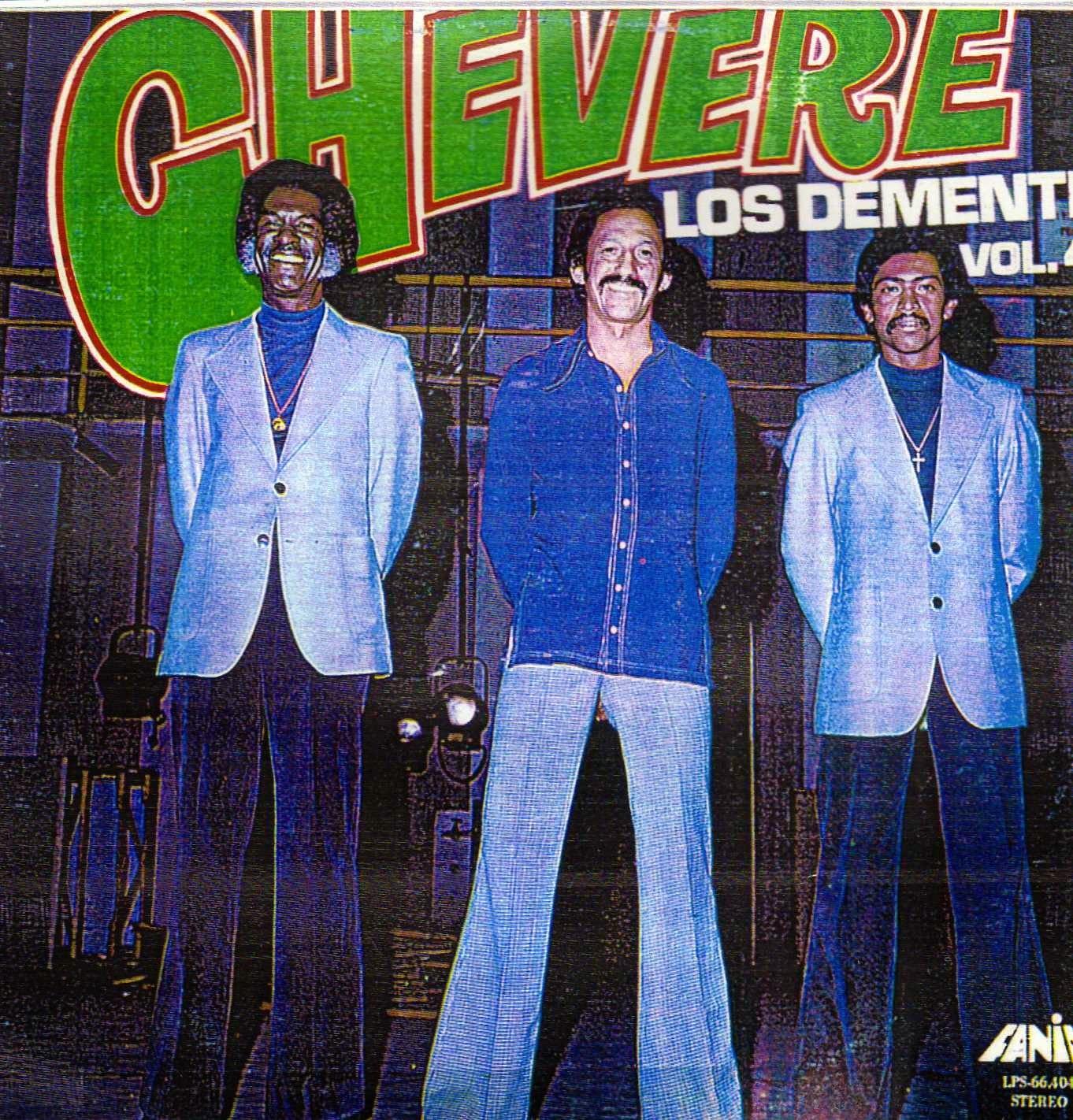 Portada del disco de Ray Pérez, una de las leyendas vivientes de la salsa en Venezuela.