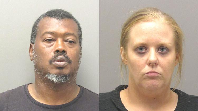 Clarence Reed y Jennifer Denen pueden pasar 20 próximos años en la carcel por el maltrato a la menor
