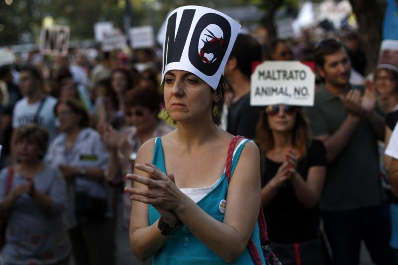 """""""Misión abolición"""": preparan la mayor manifestación antitaurina de la historia de España"""