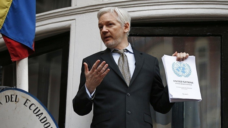 Intentan asesinar a Julian Assange 57bac67fc36188e43d8b458d