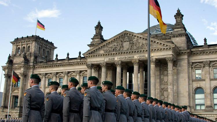 Alemania estudia reimplantar el servicio militar obligatorio en situaciones extraordinarias
