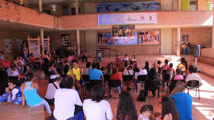 At CDCM Centro de Desarrollo Cultural de Moravia.