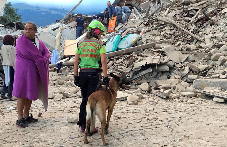 Sube a 290 cifra de muertos por sismo