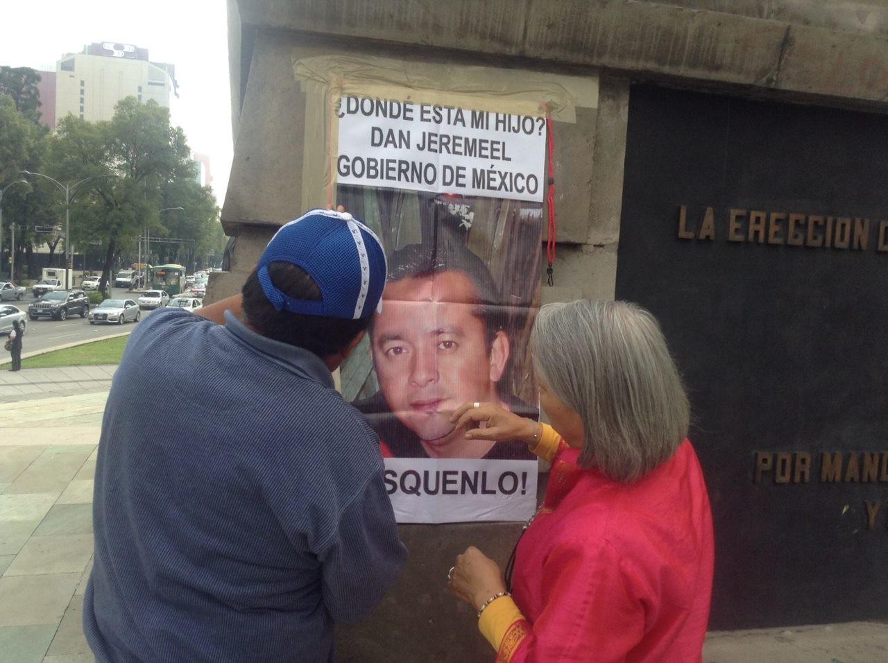 En México desaparecen 13 personas cada día.