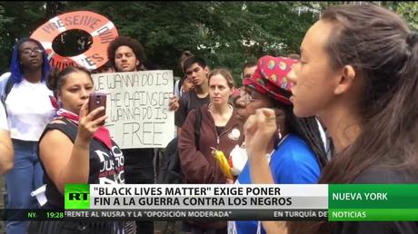 Black Lives Matter publica cuáles son sus seis demandas