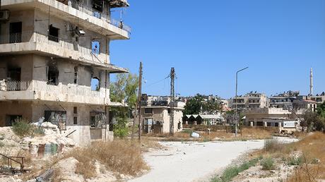 Provincia de Alepo en Siria