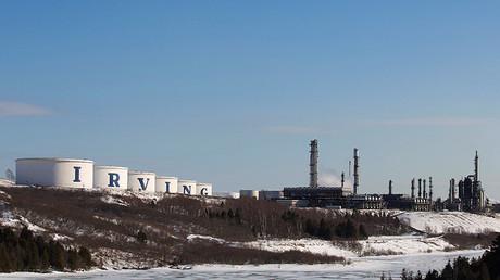 Canadá ocupa el tercer lugar en el mundo en términos de reservas probadas de petróleo