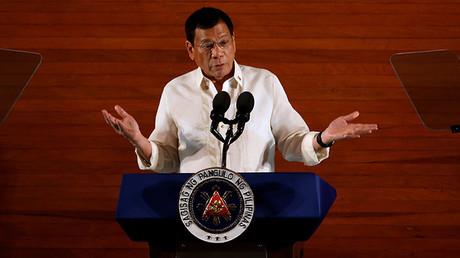 El presidente de Filipinas insulta a Obama y China entra en un juego a tres bandas