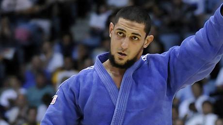 El judoca egipcio El Shehaby