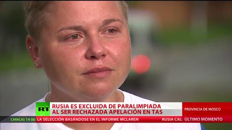 Testimonio de una atleta paralímpica rusa ante la exclusión del equipo ruso