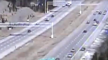 Un bebé de 7 meses sale volando del auto que conducía un hombre drogado