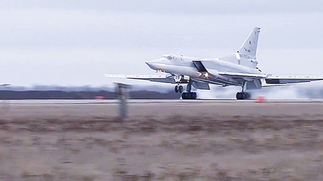 El bombardero Tu-22M3