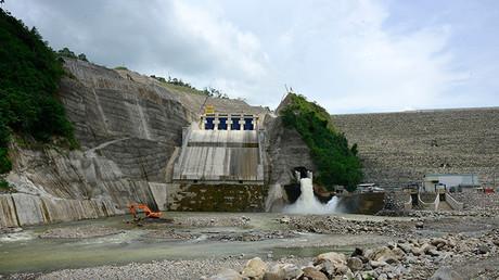 Represa hidroeléctrica Reventazón (Costa Rica), la más grande de América Centra