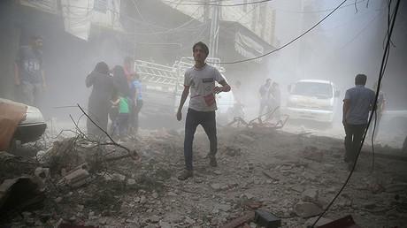 """Exoficial de la CIA: """"Las armas químicas son un pretexto para lanzar una acción contra Al Assad"""""""