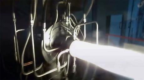 Rusia prueba con éxito un nuevo tipo de motor de cohete